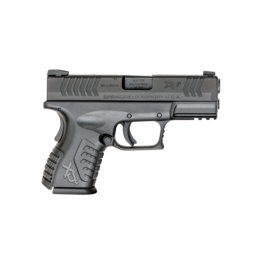 "Springfield Armory SPRINGFIELD XDM, #XDM9384CBHCE, COMPACT, 40S&W, 3.8"", BLUE, FIXED SIGHTS"