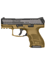 H&K H&K VP9SK, #81000095, 9MM, SUBCOMPACT, STRIKER FIRE, FDE, 2-10RD MAGS
