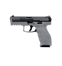 H&K H&K VP9, #M700009GYLE-A5, 9MM, GREY FRAME, STRIKER FIRE, 3-15RD MAGS