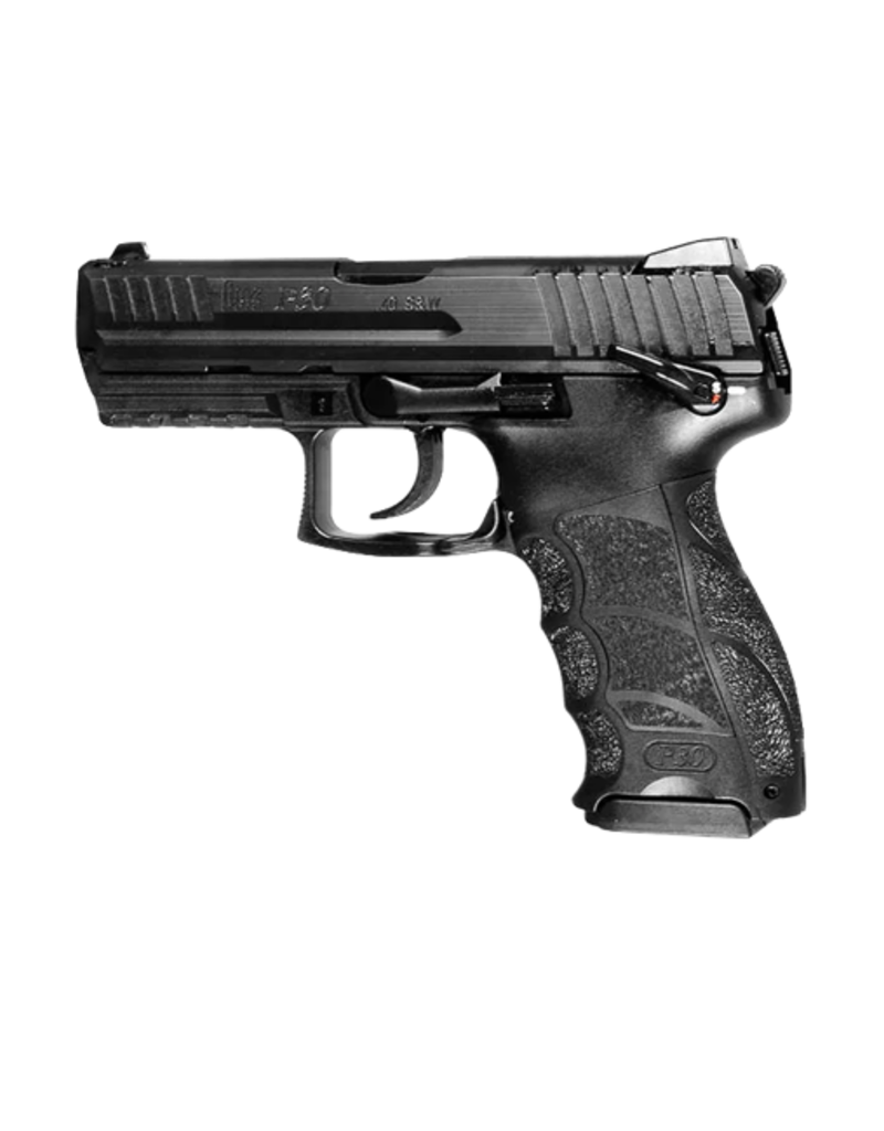 H&K HECKLER & KOCH P30S, #734003S-A5, V3, DA/SA, AMBI SAFETY, REAR DECOCKING BUTTON, 2-10RD MAGS