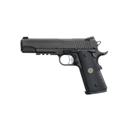 Sig Sauer SIG SAUER 1911 TACTICAL, #1911R-10-TACOPS, 10MM, SAO, NITRON, NIGHT SIGHTS, RAIL,