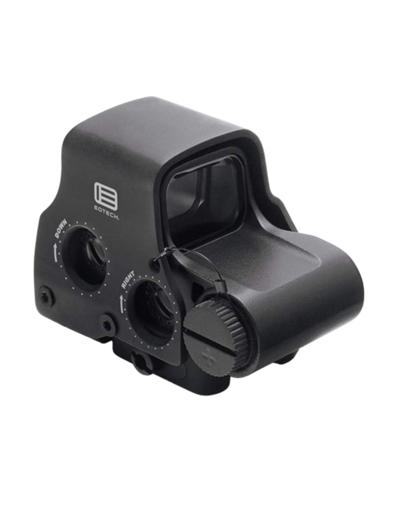 Eotech EOTECH EXPS2-0, CR123 BATTERY, SIDE BUTTONS, QD LEVER, 1 MOA DOT