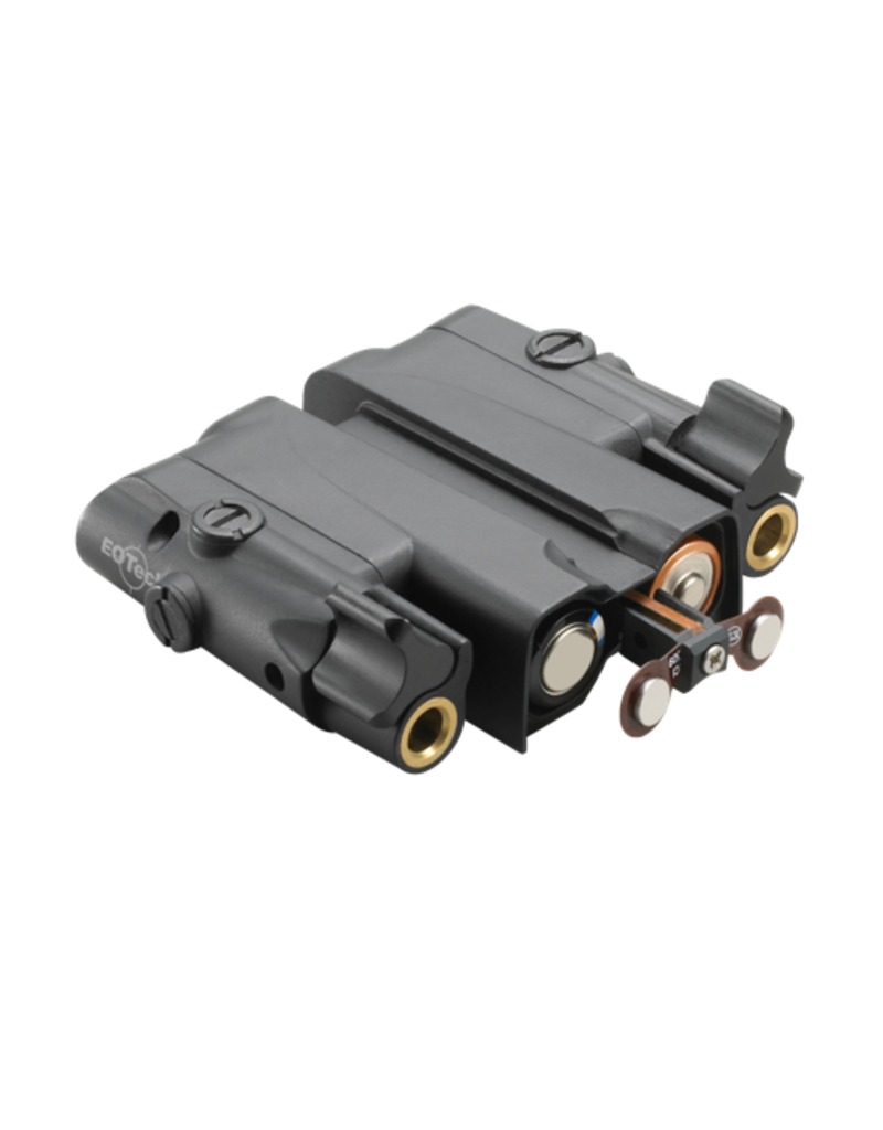 Eotech EOTECH LBC2, LASER BATTERY CAP ACCESSORY, VISIBLE RED LASER & IR LASER, COMPATIBLE WITH 512/552 MODELS