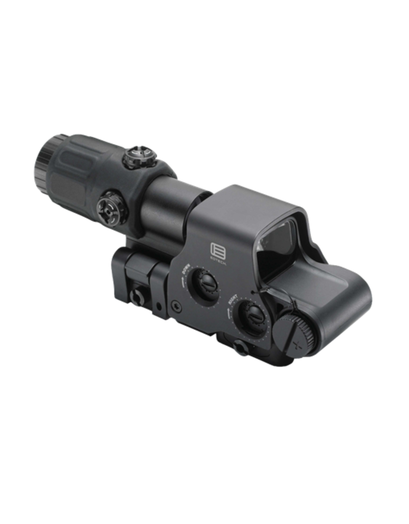 Eotech EOTECH HHS-GRN, COMPLETE SYSTEM W/ EXPS2-2 GRN, G33 MAGNIFIER, AND STS MOUNT W/QUICK DETACH.