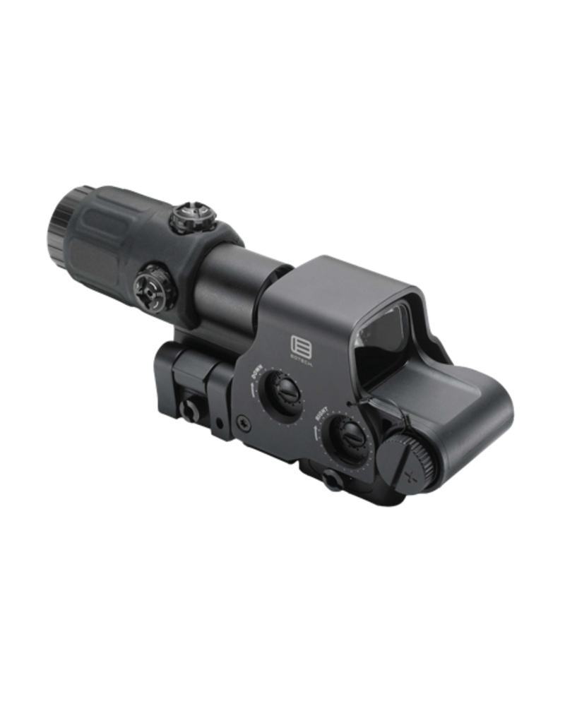 Eotech EOTECH HHS I, COMPLETE SYSTEM W/ EXPS3-4 HWS, G33 MAGNIFIER, AND STS MOUNT W/QUICK DETACH