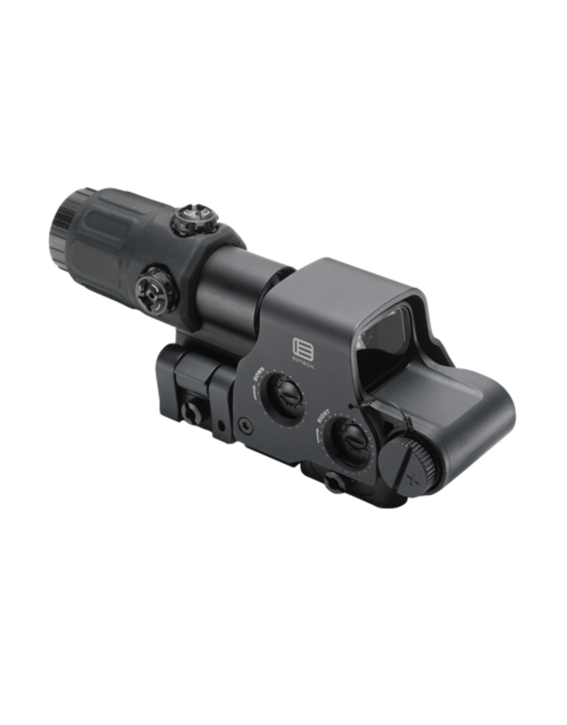 Eotech EOTECH HHS II, COMPLETE SYSTEM W/ EXPS2-2 HWS, G33 MAGNIFIER, AND STS MOUNT W/QUICK DETACH.