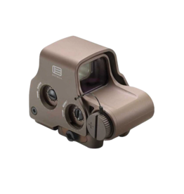 Eotech EOTECH EXPS3-0, TAN, CR123 BATTERY, NIGHT VISION, SIDE BUTTONS, SINGLE QD LEVER, 1 MOA DOT