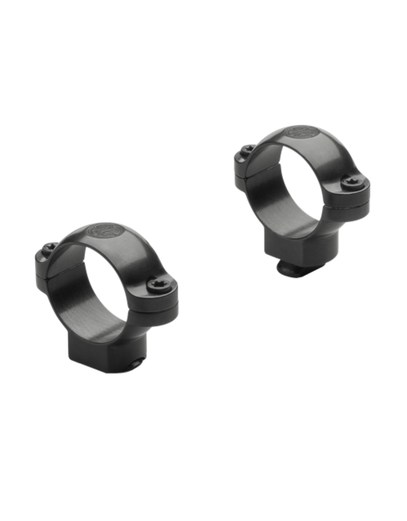 Leupold LEUPOLD STD RINGS, MEDIUM, SILVER