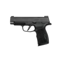 "Sig Sauer SIG SAUER P365, #365XL-9-BXR3-MS, 9MM, 3.7"", X-SERIES, NIGHT SIGHTS, NITRON, 2 - 12RD MAGS, OPTICS READY, MANUAL SAFETY"