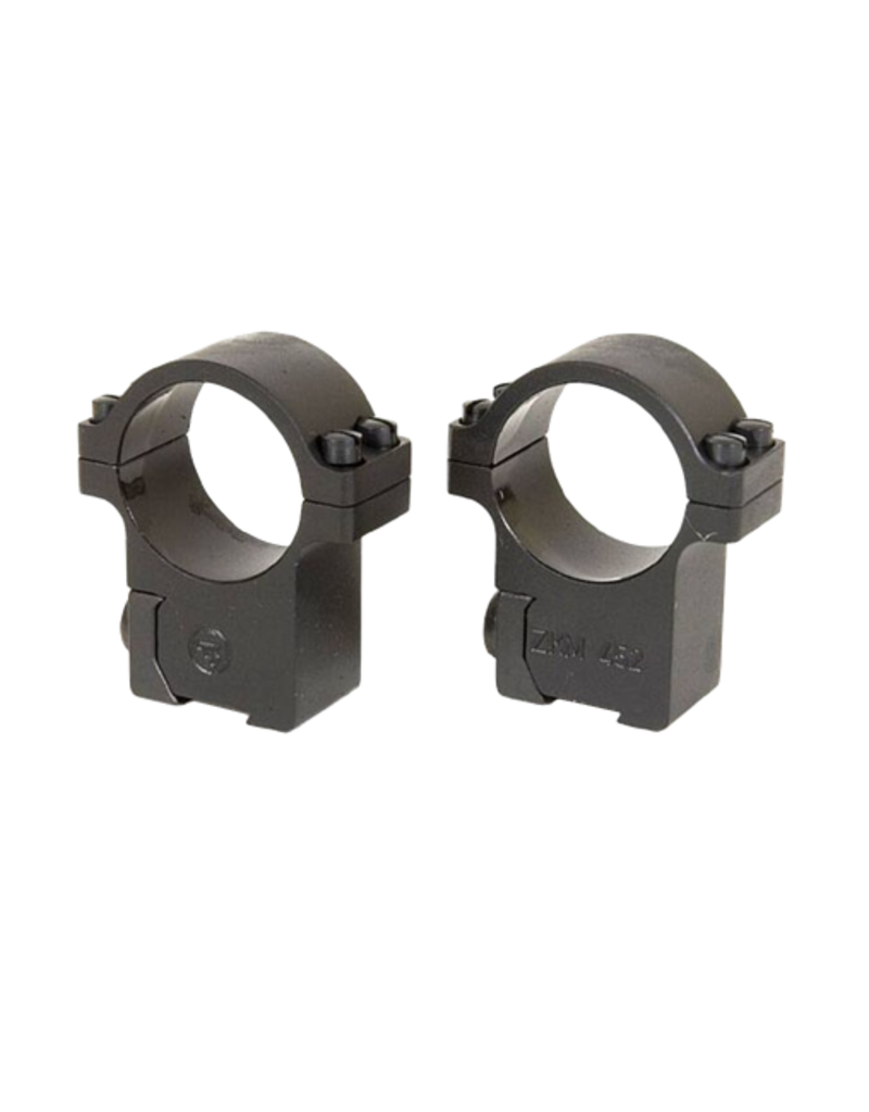 CZ CZ 452/455 SCOPE RINGS, 1""