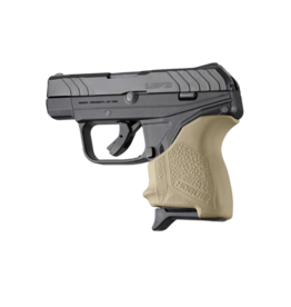 Hogue HOGUE GRIP, RUGER LCP II, TAN, RUBBER