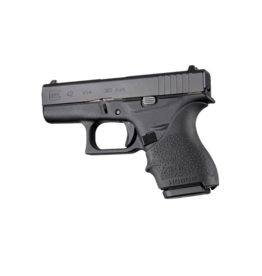 Hogue HOGUE GRIP HANDALL, GLOCK 42/43, SMALL GRIP SLEEVE, BLACK