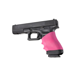 Hogue HOGUE GRIP HANDALL, GLOCKS, GRIP SLEEVE, PINK