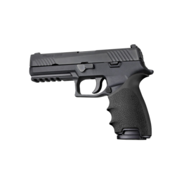 Hogue HOGUE GRIP, SIG P320 FULL SIZE, BEAVERTAIL, BLACK