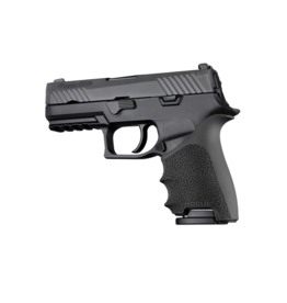 Hogue HOGUE HANDALL, #17610, HANDALL BEAVERTAIL GRIP SLEEVE, SIG SAUER, P320 COMPACT, BLACK