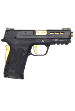 Smith & Wesson SMITH & WESSON M&P9 SHIELD EZ, PERFORMANCE CENTER, #13228, 9MM, GOLD TiN, NTS