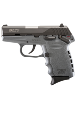 SCCY SCCY INDUSTRIES CPX-1, #CPX-1CBSG, 9MM, DOUBLE ACTION ONLY, BLACK STAINLESS, SNIPER GRAY, POLY FRAME, MANUAL SAFETY