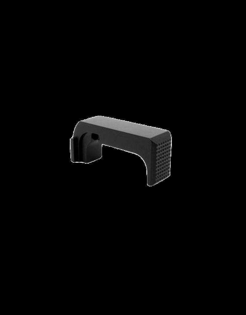 SHIELD ARMS SHIELD ARMS MAGAZINE CATCH, G43X-EMR-BLK, GL43X / GL48, STEEL, BLACK