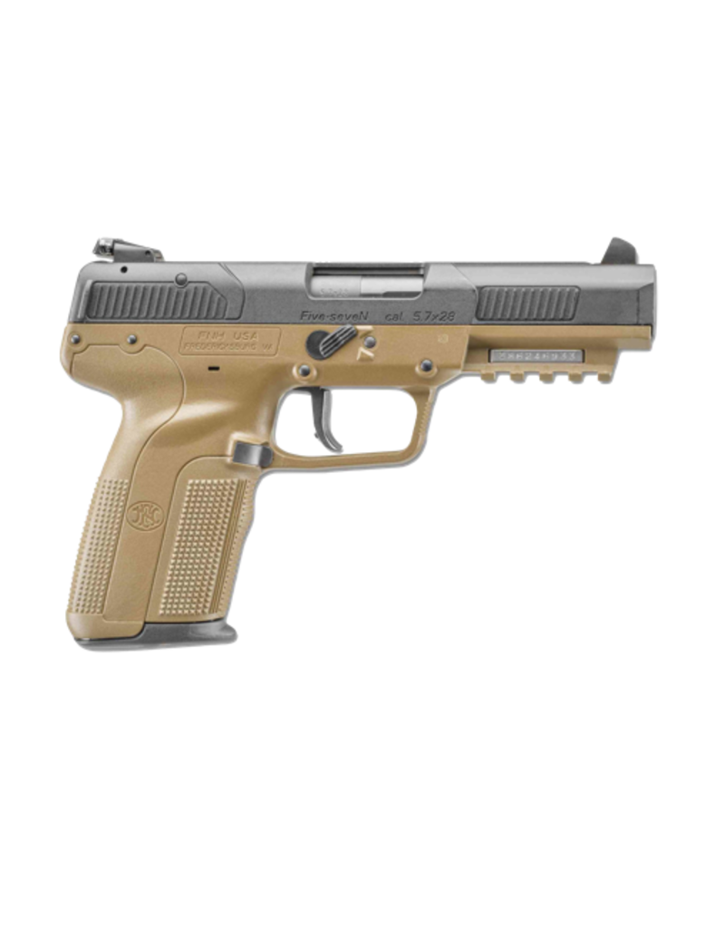 FNH FN FIVE-SEVEN, #3868929356, 5.7 X 28MM, FDE