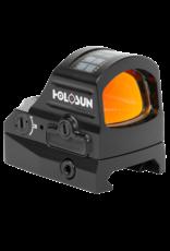 HOLOSUN HOLOSUN HS407C-X2, 2 MOA, RED DOT, CR1632, SOLAR