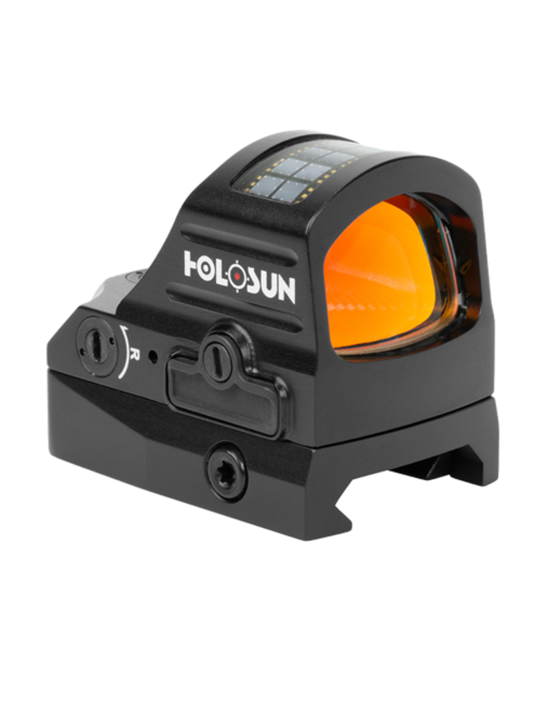 HOLOSUN HOLOSUN HS407C-V2, 2 MOA, RED DOT, CR1632, SOLAR