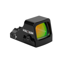 HOLOSUN HOLOSUN HS407K, 6 MOA, RED DOT, CR1632 BATTERY