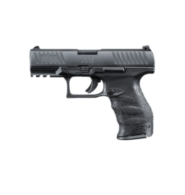 """Walther WALTHER PPQ M2, 9MM, 4"""", BLACK"""
