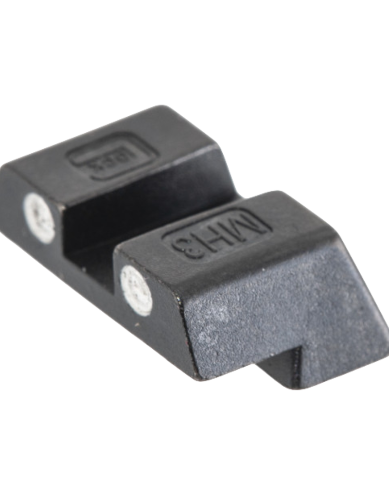 Glock GLOCK NIGHT SIGHT, REAR SIGHT ONLY, GMS, 7.3MM