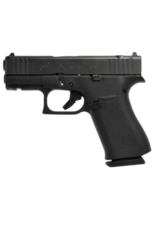 "Glock GLOCK 43X MOS, #PX4350202FRMOS, 9MM, 3.39"", SINGLE STACK, 10RD, 2 MAGAZINES, BLACK nPVD"