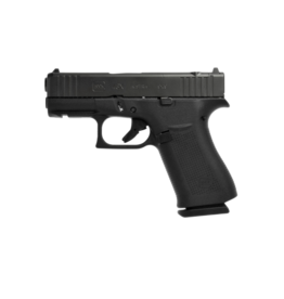 "Glock GLOCK 43X MOS, #PX4350202FRMOS, 9MM, 3.39"", SINGLE STACK, 10RD, 2 MAGAZINES, BLACK nPVD"
