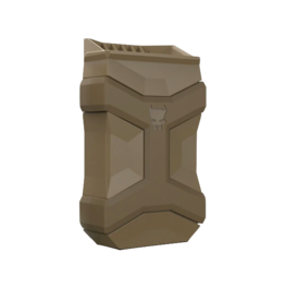 Pitbull Tactical PITBULL TACTICAL MAGAZINE POUCH, SIZE UNIVERSAL, FDE