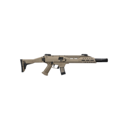"CZ CZ SCORPION EVO 3 S1 CARBINE, #08543, 9MM, FDE, 16.2"", FAUX SUPPRESSOR, 20RD"