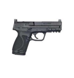 "Smith & Wesson SMITH & WESSON M&P 9 COMPACT 2.0, 13143, NTS, 4"", 15RD, OPTIC READY"
