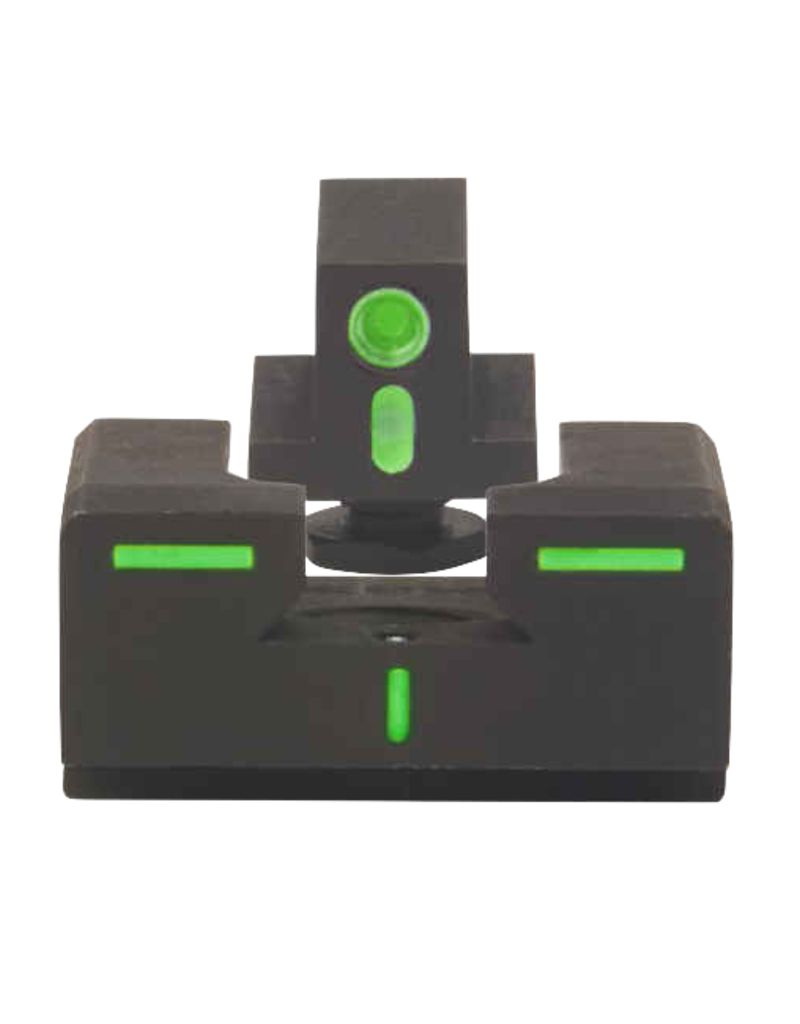 R4E R4 EVOLUTION ODS (OPTIMIZED DUTY SIGHTS), HD TRITIUM, GLOCK