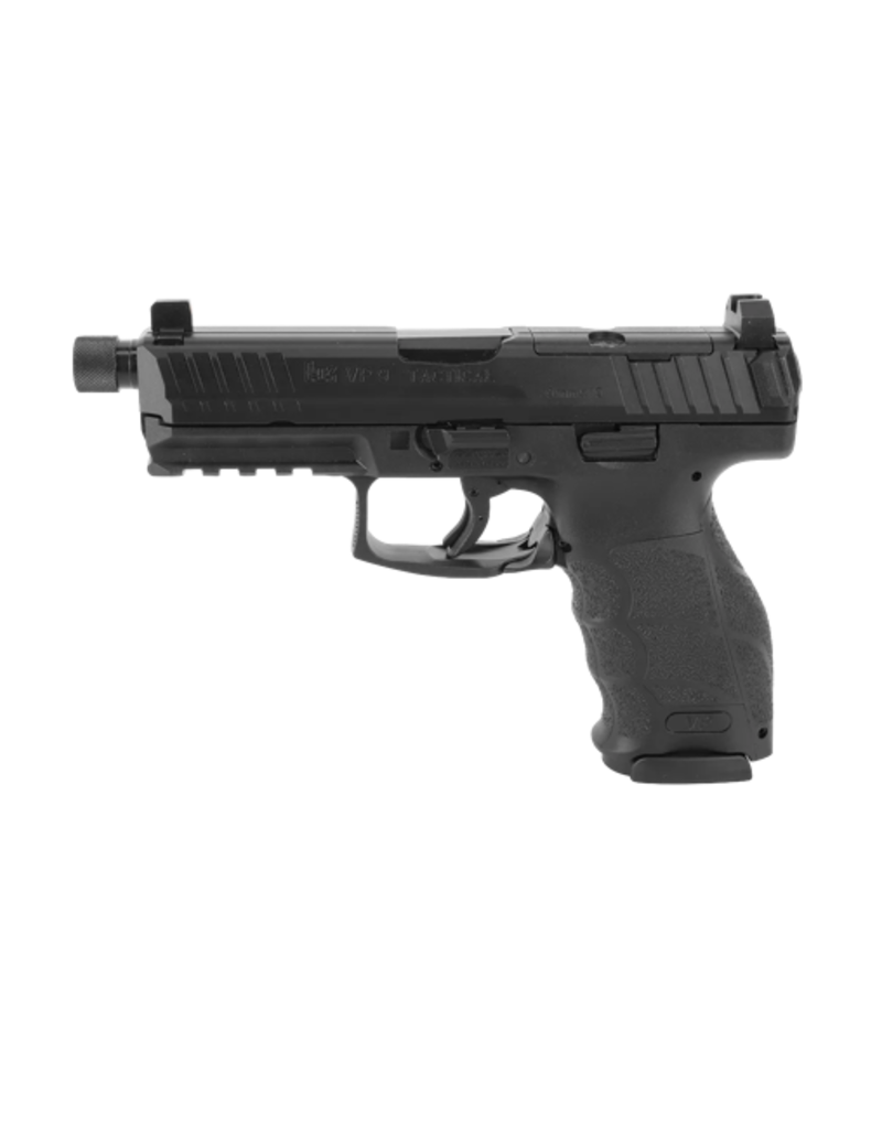 H&K HECKLER & KOCH VP9T OR, 81000625, 9MM, OPTIC READY, THREADED BARREL, 3-17RD MAGAZINES