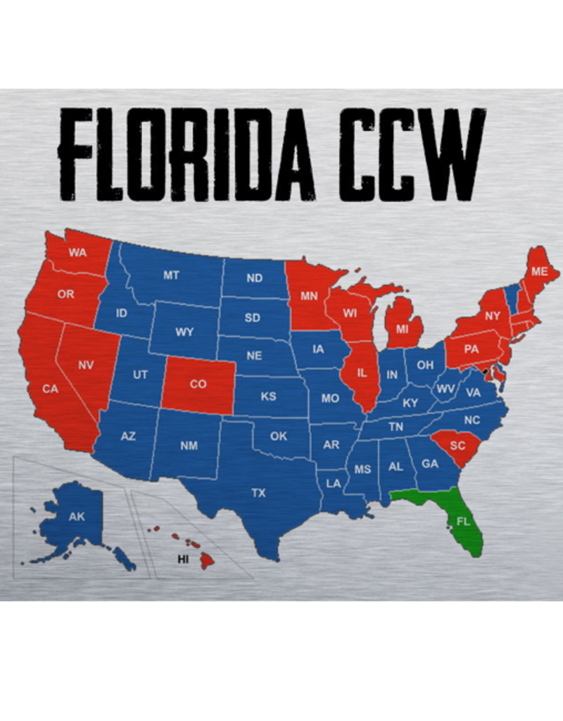 OPERATIONAL DEFENSE INSTITUE FLORIDA CCW COURSE - ODI