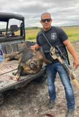 OPERATIONAL DEFENSE INSTITUE AERIAL HOG HUNT - ODI