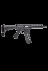 Smith & Wesson SMITH & WESSON M&P 15-22 PISTOL, #13321, 22LR, FREE-FLOAT HANDGUARD, SBA-3 BRACE