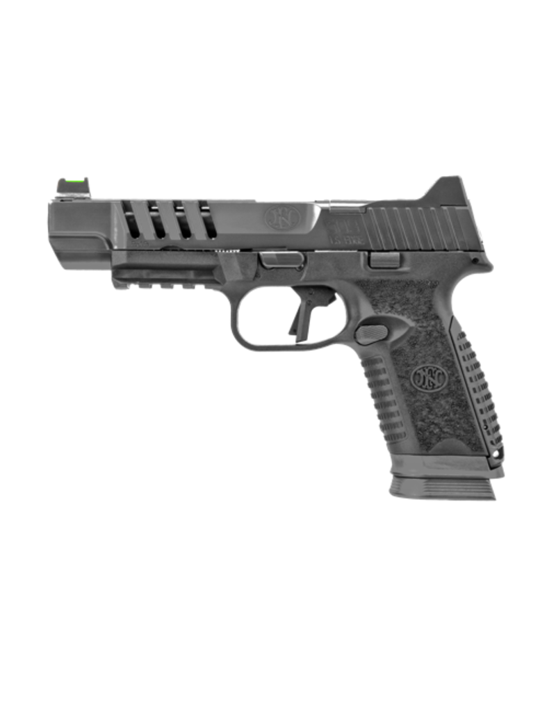 FNH FN 509 LS EDGE, 66-100843, 9MM, BLACK/GREY, 3-17RD MAGAZINES