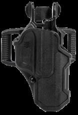 Blackhawk BLACKHAWK HOLSTER, L2C, BLACK, SIG SAUER 320 / M17 / M18, RH