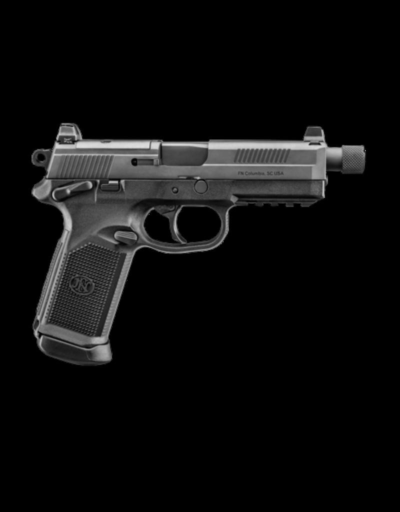 FNH FN FNX TACTICAL, #66966, .45ACP, 5.3 IN THREADED BARREL, BLACK
