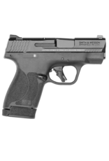 Smith & Wesson SMITH & WESSON, M&P 9 SHIELD PLUS, #13246, 9MM, 1-10/1-13RD, MANUAL SAFETY