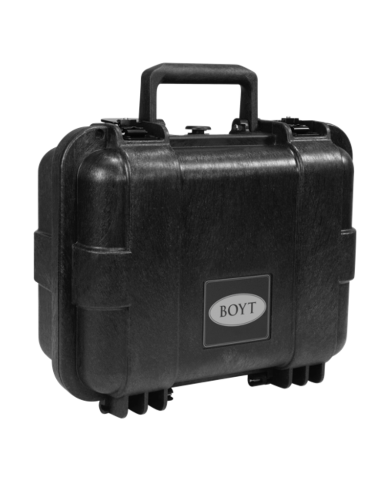 Boyt BOYT H11, SINGLE HANDGUN CASE, BLACK