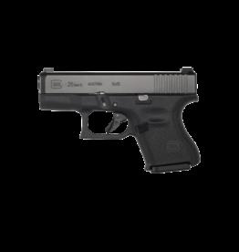"Glock GLOCK 26 GEN 5, #UA2650302AB, 9MM, 3.5"", 3 MAGS, AMERIGLO BOLD NIGHT SIGHTS"