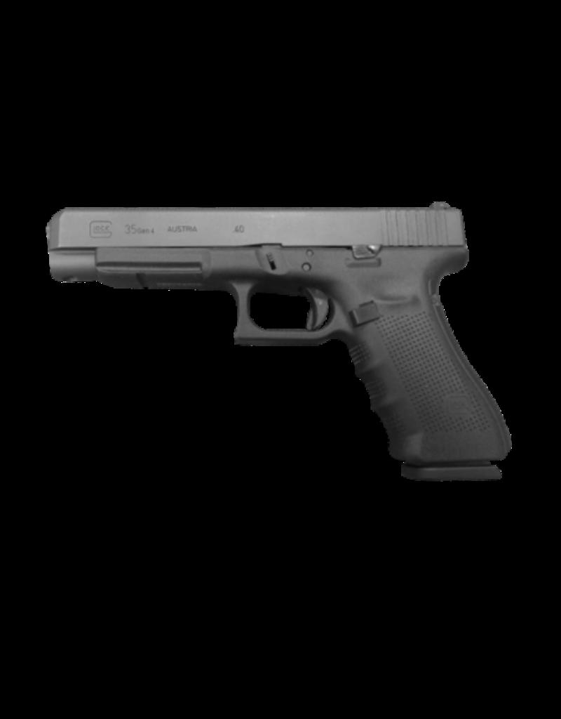 "Glock GLOCK 35, #PI3550202, 40S&W, 5.3"", 3 MAGS"