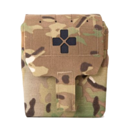 Blue Force Gear BLUE FORCE GEAR TRAUMA KIT NOW!, #HW-M-TKN-FIILED-MD-OD