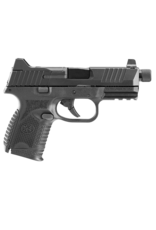 FNH FN 509 COMPACT TACTICAL BLACK, #66-100782   , 9MM, THREADED BARREL, OPTIC READY