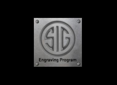 Sig Custom Works Engraving Program
