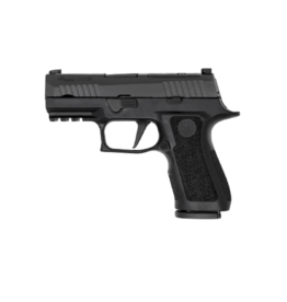 """Sig Sauer LE SIG SAUER P320 COMPACT, W320C-9-BXR3-PRO, 9MM, 3.6"""", XRAY3 NIGHT SIGHTS, 3-15RD MAGAZINES, OPTIC READY"""