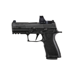 """Sig Sauer LE SIG SAUER P320 CARRY, W320CA-9-BXR3-PRO-RXP-6, 9MM, 3.9"""", XRAY3 TALL NIGHT SIGHTS, 3-17RD MAGAZINES, 6MOA, ROMEO 1 PRO RED DOT"""
